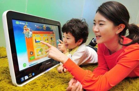 Samsung MU200 Magic Kids, un todo en uno con aires de megatablet