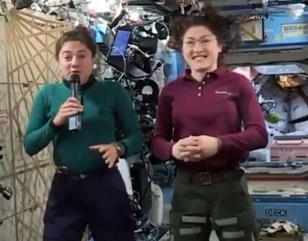 Este 21 de octubre tendrá lugar el primer paseo espacial protagonizado exclusivamente por mujeres