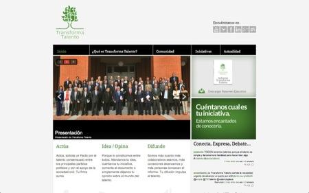 La iniciativa Transforma Talento es una visión optimista para conseguir que España desarrolle el talento de sus ciudadanos