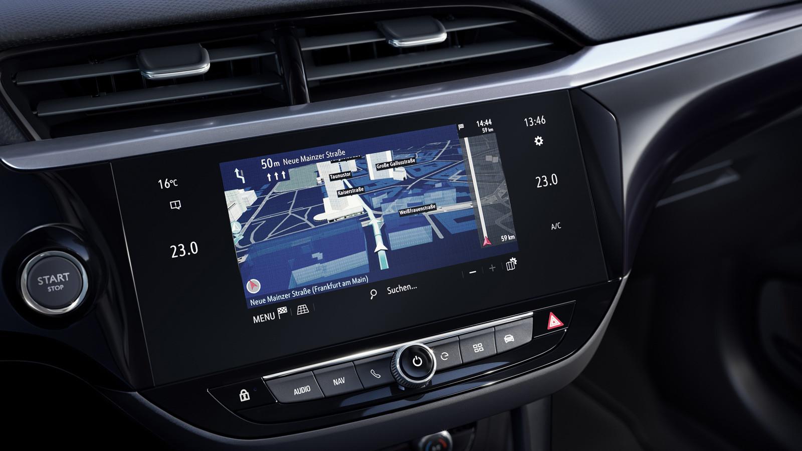 Foto de Opel Corsa 2019 (presentación estática) (33/46)