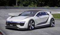 Volkswagen Golf GTE Sport Concept, un híbrido enchufable entre la ciudad y el circuito