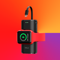 Esta batería externa para Apple Watch puede recargarlo hasta 20 veces por algo más de 40 euros: ideal para viajes y aventureros