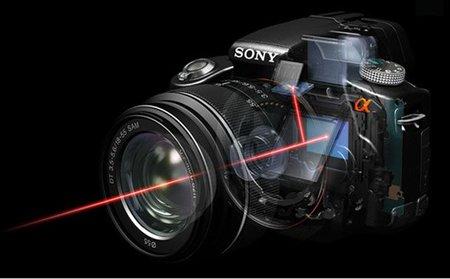 Paso al frente de Sony: Espejos translúcidos para todos
