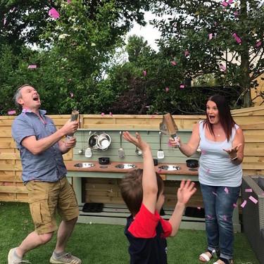 La familia más numerosa de Reino Unido anuncia que esperan a su bebé número 21, ¡y es una niña!