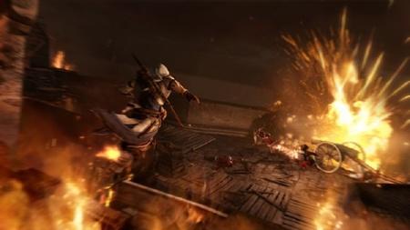 El trailer definitivo de 'Assassin´s Creed III' en Norteamérica y los problemas de lanzamiento a causa del huracán Sandy