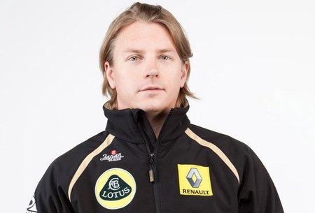 Kimi Raikkonen vuelve a la Fórmula 1