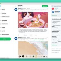 Ya puedes personalizar Twitter desde la web con temas y colores diferentes