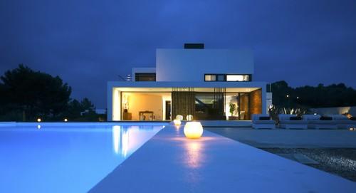 Villa Mussa, relax y confort en Ibiza