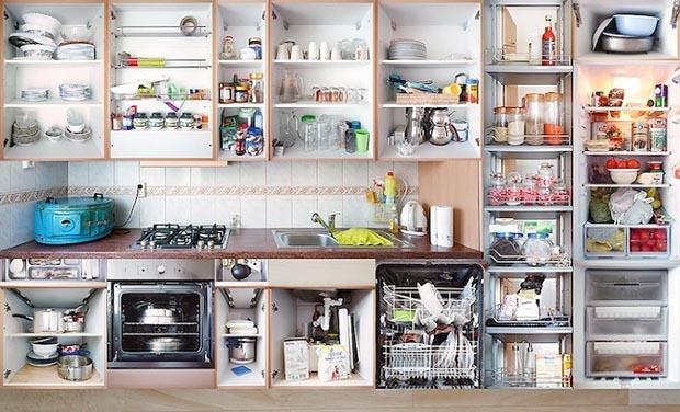 Kitchen Portrait, de Erik Klein Wolterink
