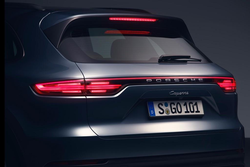 Foto de Porsche Cayenne 2018 filtrado (13/27)