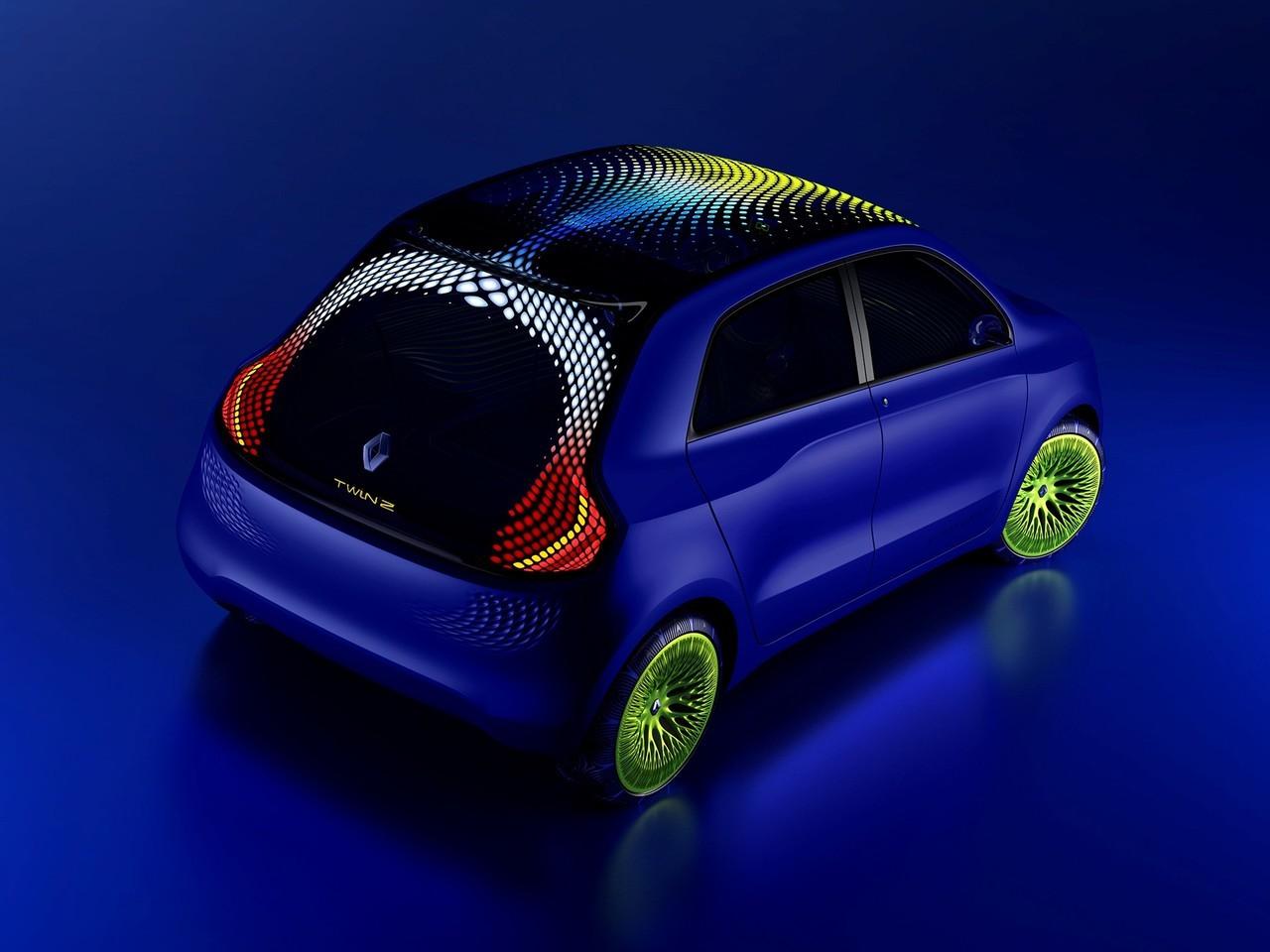 Foto de Renault Twin Z concept-car (9/43)