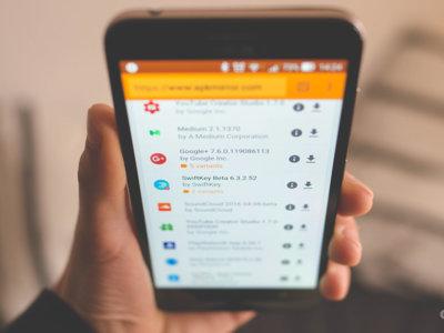 Los APK cuando no están en Play Store, ¿hay webs fiables?
