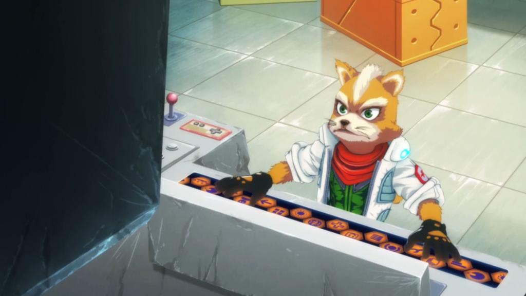 Star Fox Zero Nx