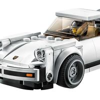 "Lego revive la leyenda del Porsche 911 Turbo 1974, el famoso ""Widow Maker"""