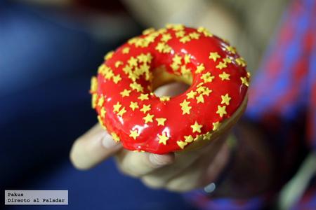 ¿Cómo se hacen las rosquillas de Dunkin Coffee?