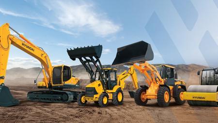 Hyundai Construction Maquinarias