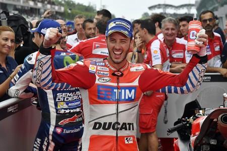 Andrea Dovizioso Motogp Gp Malasia 2016 3