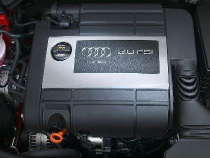 2.0 TFSI de Audi: motor del año