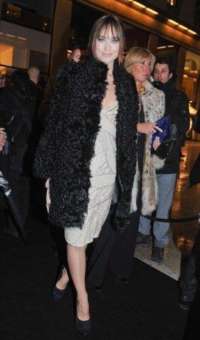 Olivia Wilde abrigo