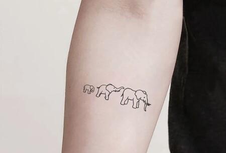 tatuaje-elefantes