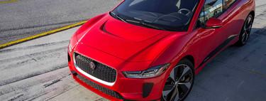 El Jaguar I-Pace conquista Laguna Seca: ya es el coche eléctrico de producción más rápido del trazado californiano