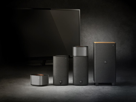 Philips Fidelio E5: surround a la carta para un nuevo sistema de cine en casa