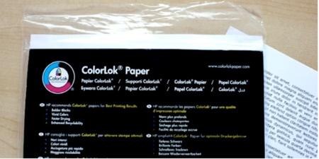ColorLok, la importancia de usar un buen papel para impresiones de calidad