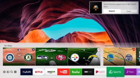 Samsung mostrará sus nuevos servicios de smart TV personalizados en el CES
