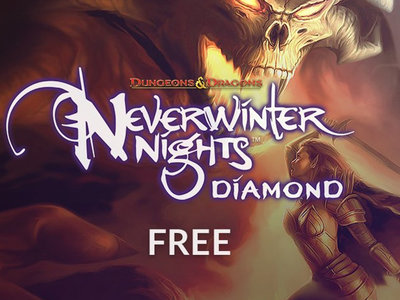 GOG regala  Neverwinter Nights Diamond Edition aprovechando sus rebajas de invierno