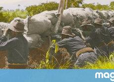 La guerra entre España y Estados Unidos de 1989, narrada en 27 imágenes a todo color
