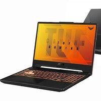 Más barato todavía: por el Black Friday te puedes llevar un portátil gaming como el ASUS TUF Gaming FA506IU-HN278 superrebajado a 859 euros