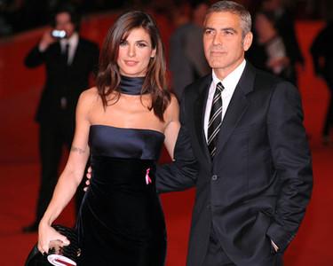 George Clooney y Elisabetta Canalis: ¿amor o montaje?