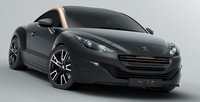 Peugeot RCZ R, rumbo a Goodwood