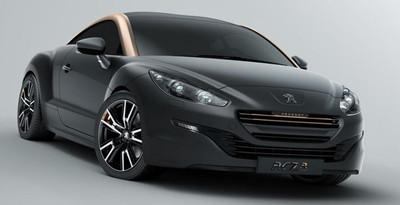 Peugeot RCZ R, rumbo a Goodwood