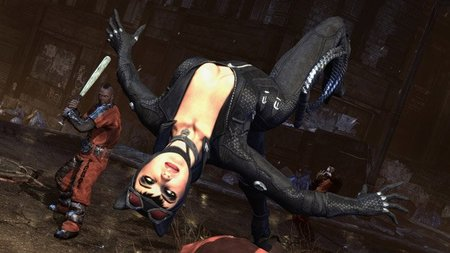 Batman: Arkham City - Catwoman