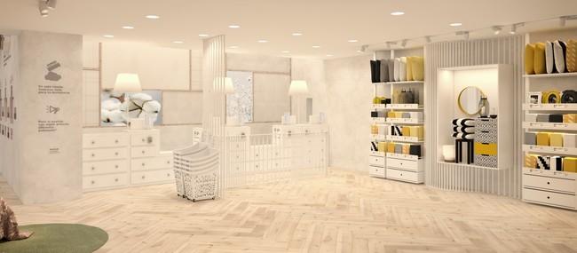 Render Ikea Temporary Dormitorios 2