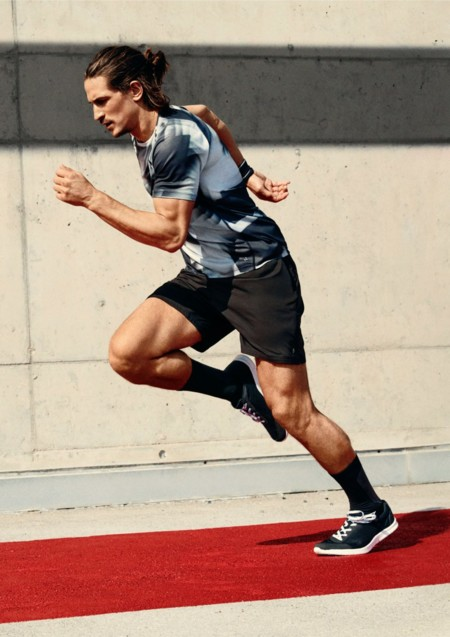 Jarrod Scott H And M Spring 2016 Sportswear Campaign 002