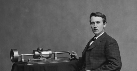 Se cumplen 140 años de la reproducción de una canción en el fonógrafo de Edison