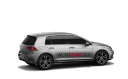 Volkswagen Golf 7 Facelift 5