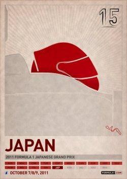GP de Japón F1 2011: horarios