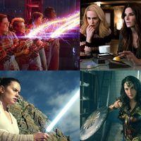 Las películas lideradas por mujeres están superando en taquilla a las protagonizadas por hombres