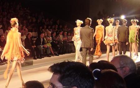 Desfiles primavera-verano 2010 en Cibeles Fashion Week, resumen de la segunda jornada
