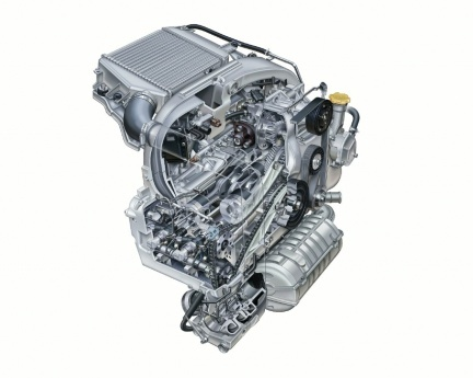 Primeros motores diésel de Subaru: 2.0 de 150 caballos