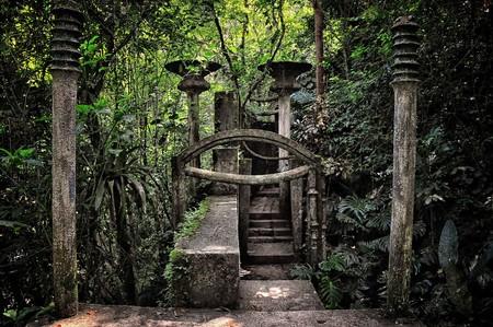 Las Pozas Xilitla, México. Compartida bajo licencia CC por Rod Waddington en Wikimedia Commons