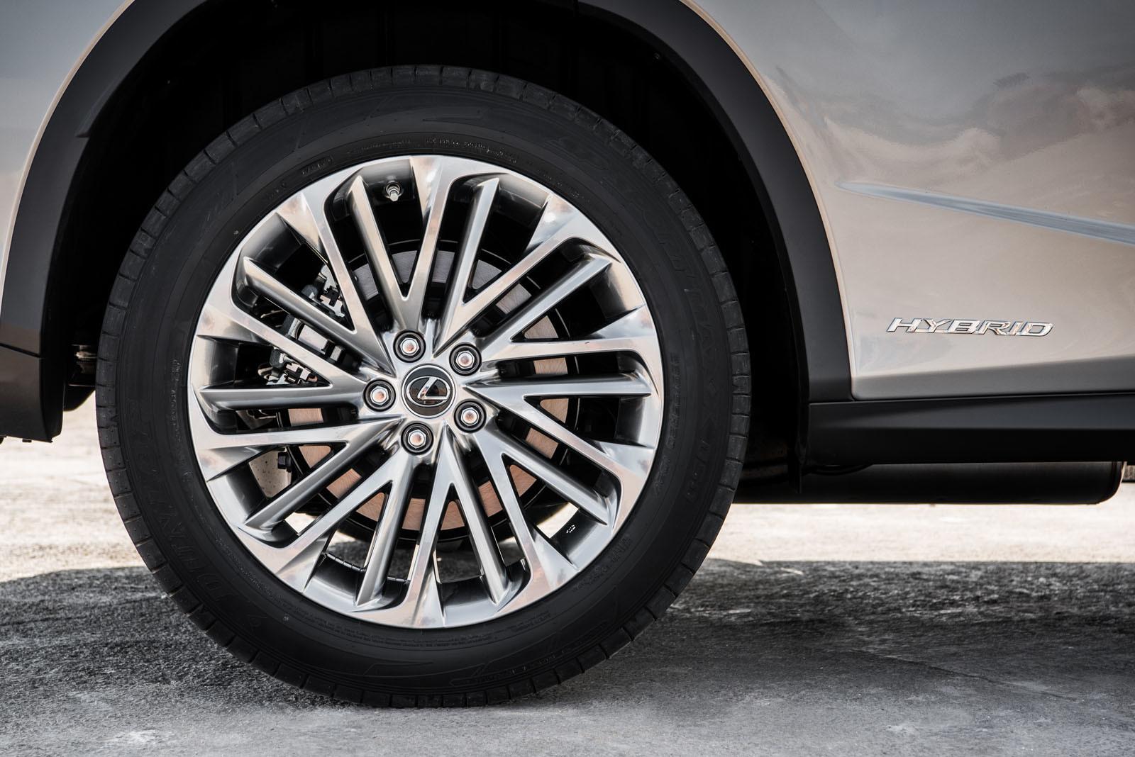 Foto de Lexus RX 2020 (presentación) (71/142)