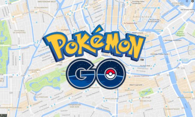 Google Maps sabrá cuándo estuviste jugando Pokémon Go
