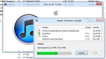 Ya se puede descargar iTunes 10.6