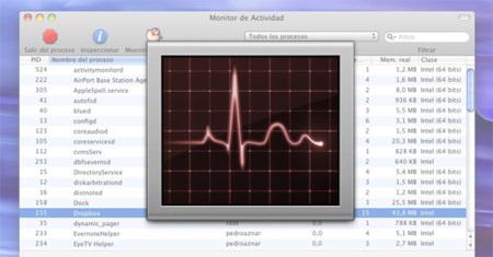 Cómo identificar y acabar con los procesos en ejecución de aplicaciones que ya no utilizas, en Mac OS X