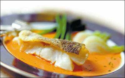 Bacalao, proteínas libres de grasa