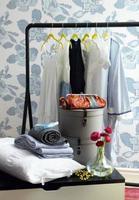 Cinco soluciones para un dormitorio sin armarios